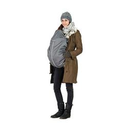 AMAZONAS Winter Cover für Babytrage grau