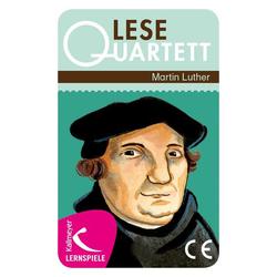 Lesequartett Martin Luther (Kartenspiel)