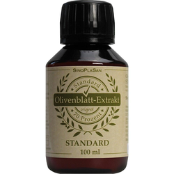 Olivenblatt-Extrakt Flüssig