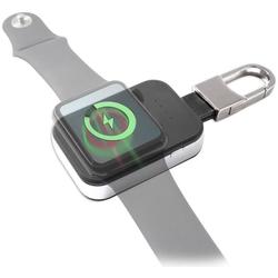4smarts Induktive Powerbank 950 mAh für Apple Watch schwarz (Powerbank)