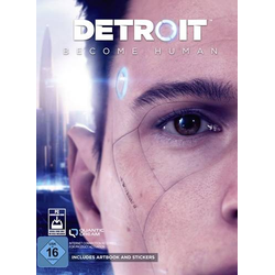 Detroit: Become Human PC USK: 16