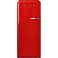 Smeg FAB28LRD5 Standkühlschrank Rot
