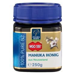 MANUKA HONIG MGO 550+ aus Neuseeland