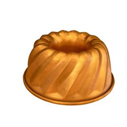5001-18 Backform Gugelhupf Ø= 20 cm Kupfer massiv