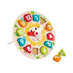 Hape Steckpuzzle Steckpuzzle Uhr, Puzzleteile