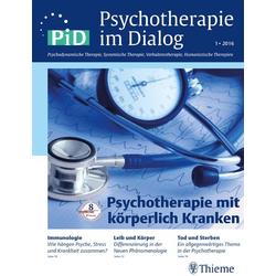 Psychotherapie mit körperlich Kranken: Buch von