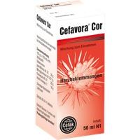 CEFAVORA Cor Tropfen 50 ml