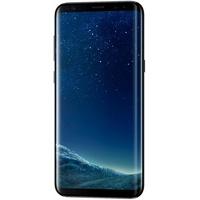 Galaxy S8 schwarz mit Vertrag