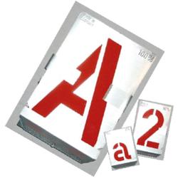Signierschablonen Zahlen von 0-9. SH 40 mm