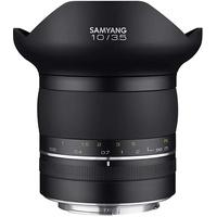 Samyang XP 10mm F3,5 Canon EF