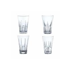 Nachtmann Longdrinkglas Classix Longdrinkgläser im 4er Set (4-tlg), Glas