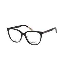 Fossil FOS 7051 807, inkl. Gläser, Cat Eye Brille, Damen