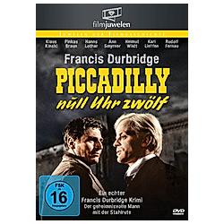 Piccadilly null Uhr zwölf - DVD  Filme