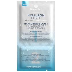 DERMASEL HYALURON FORTE HYALURON BOOST 2-PHASEN Maske