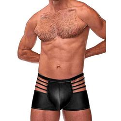 Male Power Wetlook Cage-Boxershorts