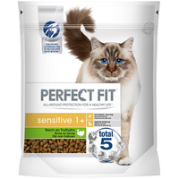 Perfect Fit Sensitive 1+ Truthahn 750 g