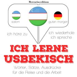 Ich lerne Usbekisch als Hörbuch Download von JM Gardner