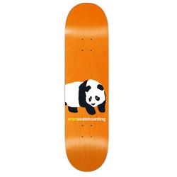 Board ENJOI - Peekaboo Panda R7 Orange (ORANGE) Größe: 8.5