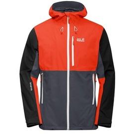 Jack Wolfskin Eagle Peak Jacket M ebony XL