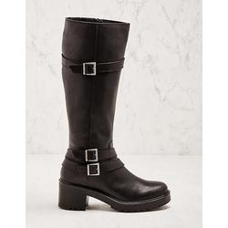 Deerberg Damen Stiefel Nalia schwarz Boots