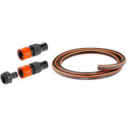 GARDENA Bewässerungssystem Sprinklersystem, 02713-20, Anschlussgarnitur Komplettset