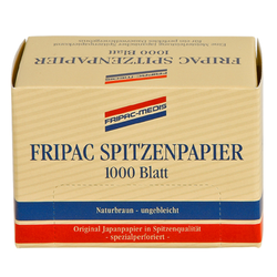 Fripac Medis Spitzenpapier 1000 Blatt ungebleicht