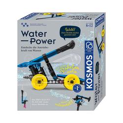 Kosmos Lernspielzeug Water Power - Entdecke die Antriebskraft von