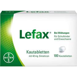 LEFAX Kautabletten 100 St.