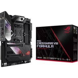 Asus ROG Crosshair VIII Formula Mainboard Sockel AMD AM4 Formfaktor ATX Mainboard-Chipsatz AMD® X57
