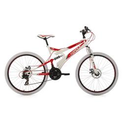KS Cycling Mountainbike Topeka, 21 Gang Shimano, Kettenschaltung
