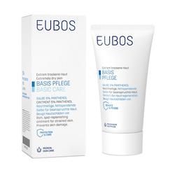 EUBOS BASIS PFLEGE SALBE 5% PANTHENOL 75 ml