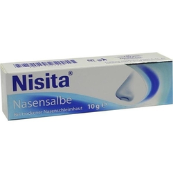 NISITA Nasensalbe 10 g