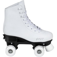 Playlife Rollschuhe Classic White adjustable 31/34
