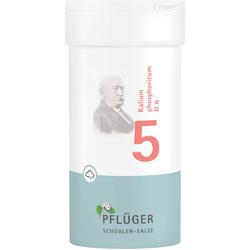 BIOCHEMIE Pflüger 5 Kalium phosphoricum D 6 Pulver 100 g