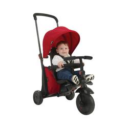 smarTrike® Dreirad Dreirad smarTfold 400, rot