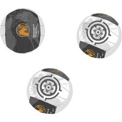 NERF Neopren Mini Ball Set Ø 5 cm