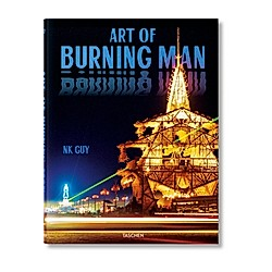 NK Guy. Art of Burning Man - Buch