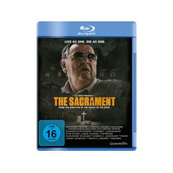 The Sacrament Blu-ray