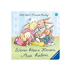 Wenn kleine Hasen Aua haben. Katja Reider  - Buch
