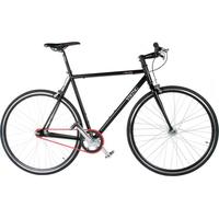 Galano Blade Fixie 28 Zoll RH 53 cm schwarz/schwarz