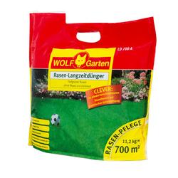 Wolf Garten Rasen Langzeitdünger LD 700 A bis 70 Tage für 700m²