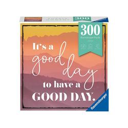 Ravensburger Puzzle Puzzle A good Day, 300 Teile, Puzzleteile