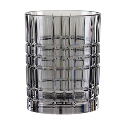 Nachtmann Tumbler-Glas Highland Smoke 345 ml, Kristallglas weiß