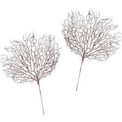 Kunstpflanze, I.GE.A., Höhe 60 cm rosa