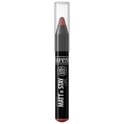 lavera Nr. 02 - Matt'n Peach Lippenstift 3.1 g