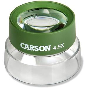 Carson BugLoupe Tischlupe mit 5-facher Vergrößerung
