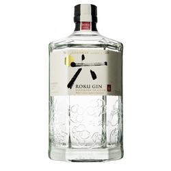 Roku Japanese Gin 43% vol.