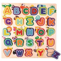 Bino Englisches Alphabet mit Tieren