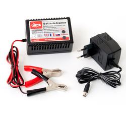 KFZ Batterietrainer / Batterielader für 12 Volt Batterien