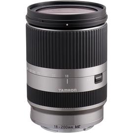 Tamron 18-200mm F3,5-6,3 Di III VC Canon M silber